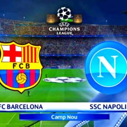 FC Barcelona – SSC Napoli