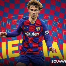 El encaje de Griezmann en el Barça