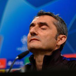 El lamentable trato a Valverde