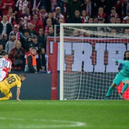 El Barça cholea