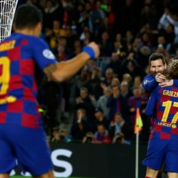 Con Messi a octavos