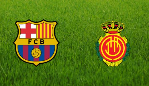 FC Barcelona – RCD Mallorca