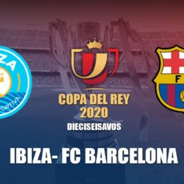UD Ibiza-Eivissa – FC Barcelona