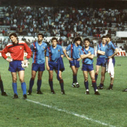 Universo paralelo tras la final de Copa de Europa de 1986