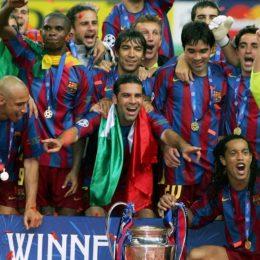 14 aniversario Champions París 2006