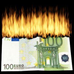 El Barça en alarma económica