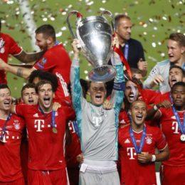 El Bayern y su dominio en Europa