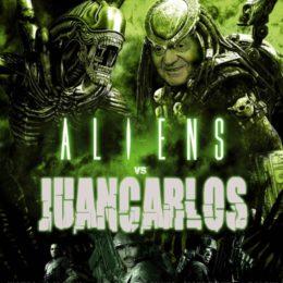 Aliens vs Juan Carlos