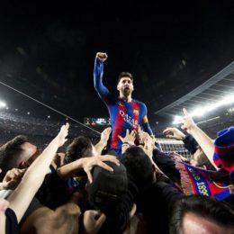 Messi, el niño Dios