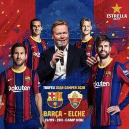 FC Barcelona – Elche CF