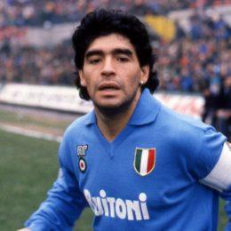 Maradona en el Nápoles y falsos mitos del equipo