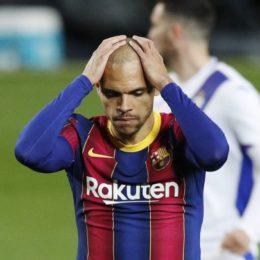 Un empate por culpa de Messi