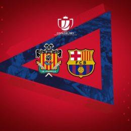 UE Cornellà – FC Barcelona