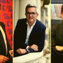Elecciones a la presidencia del FC Barcelona – Una sonrisa al futuro
