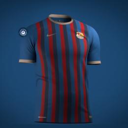 El Barça i les equipacions