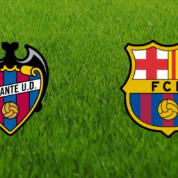 Levante UD – FC Barcelona