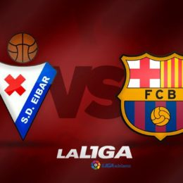 SD Eibar – FC Barcelona