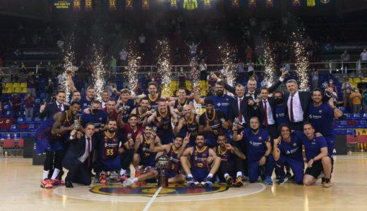 La conquista de la ACB