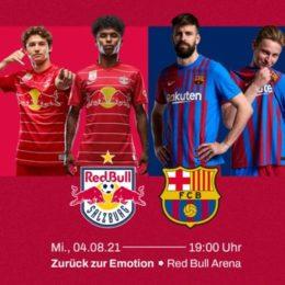 RB Salzburgo – FC Barcelona