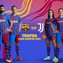 FC Barcelona – Juventus FC