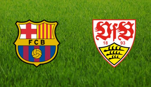 VfB Stuttgart – FC Barcelona