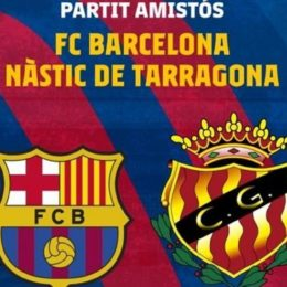 FC Barcelona – Gimnàstic de Tarragona